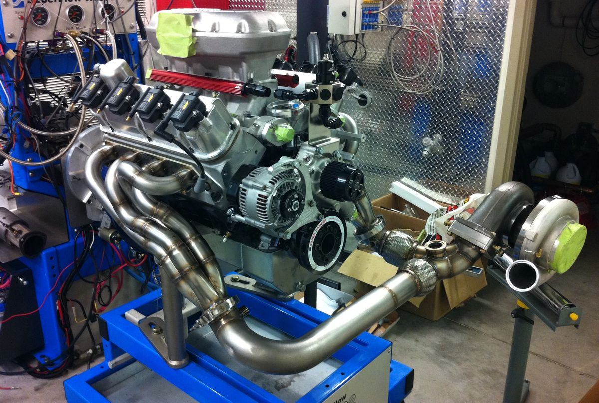 Turbo Engine Dyno