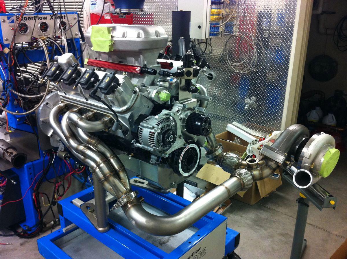 Turbo Engine Dyno