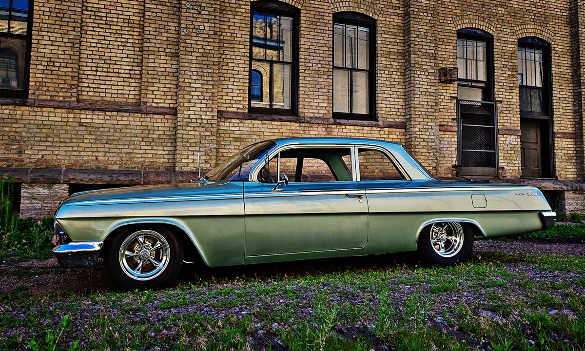 Minnesota Custom Car - 1962 Chevrolet Bel Air