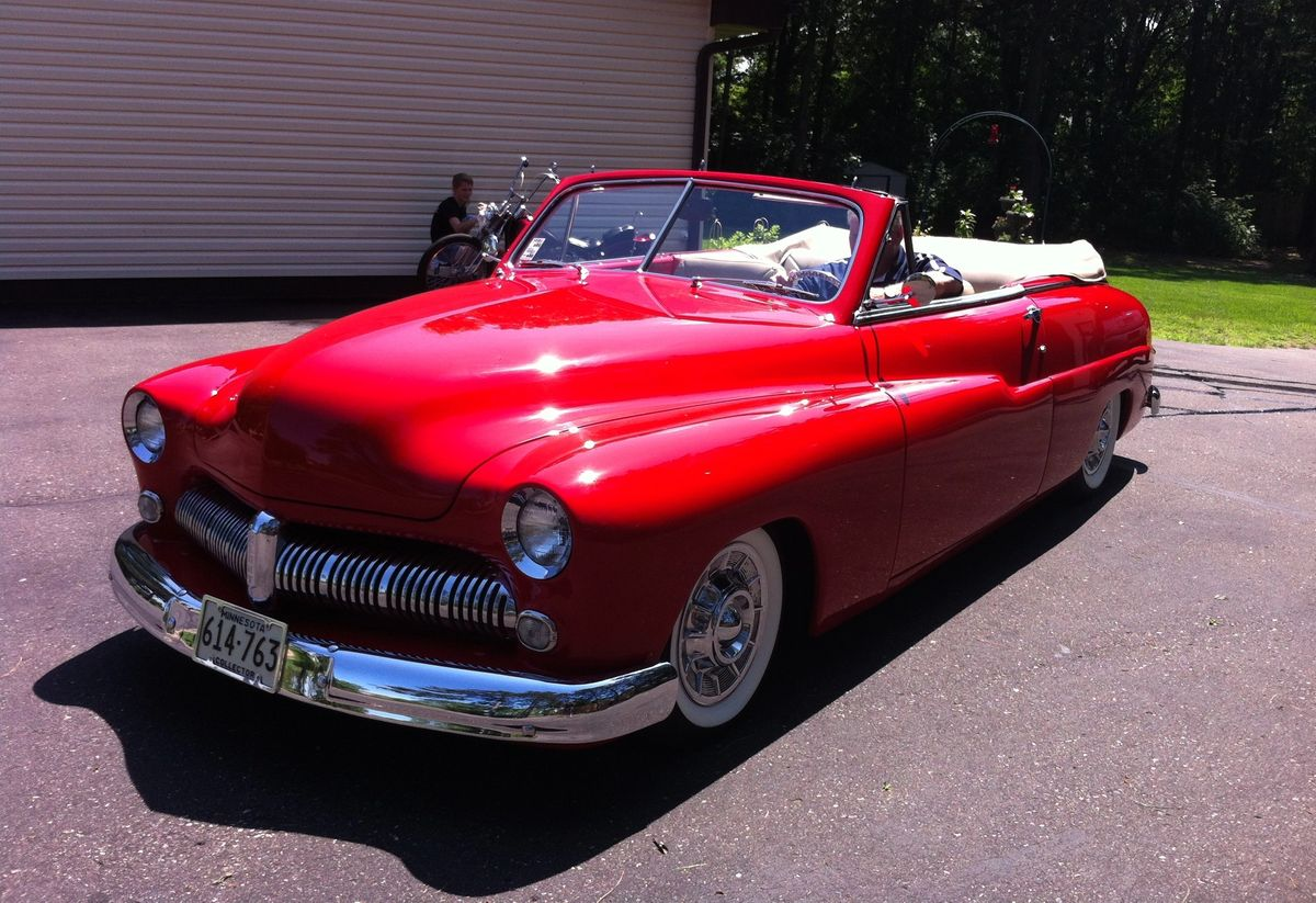 Mercury Convertable