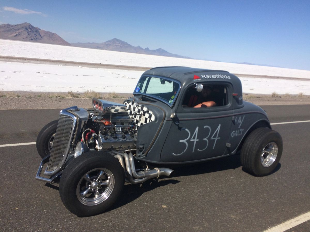 Land Speed 34 Ford