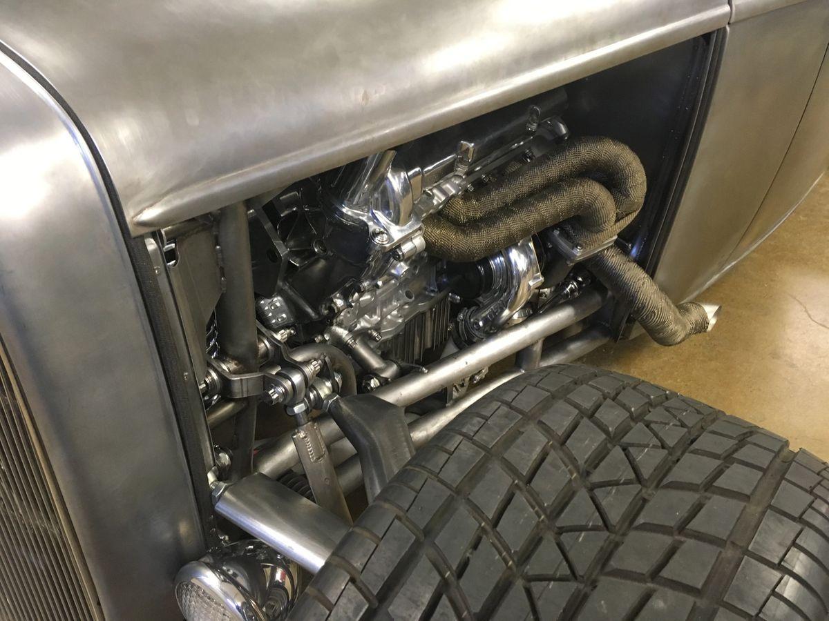 Turbo Hot Rod Build