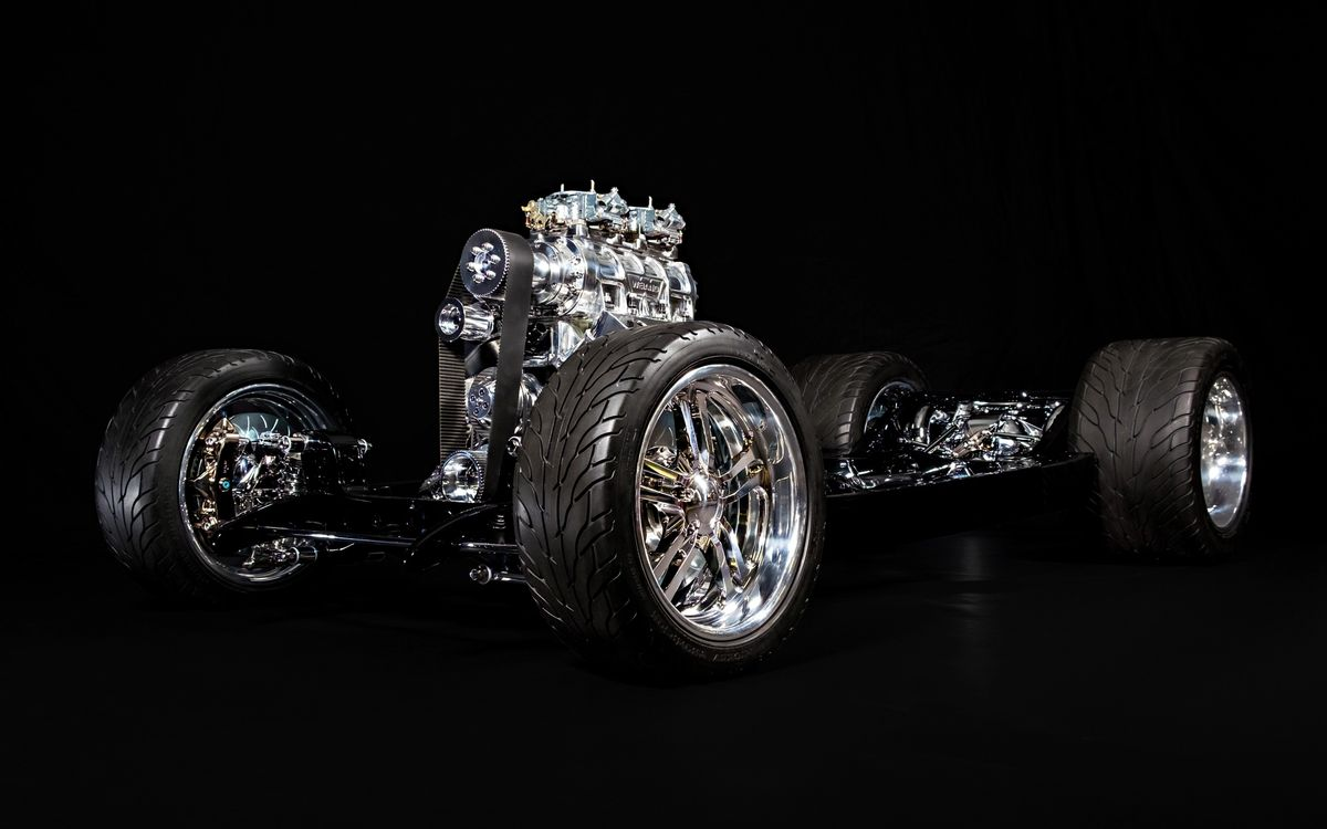 Custo Car Chassis