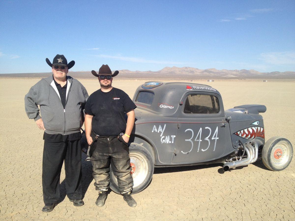 El Mirage Land Speed Racing