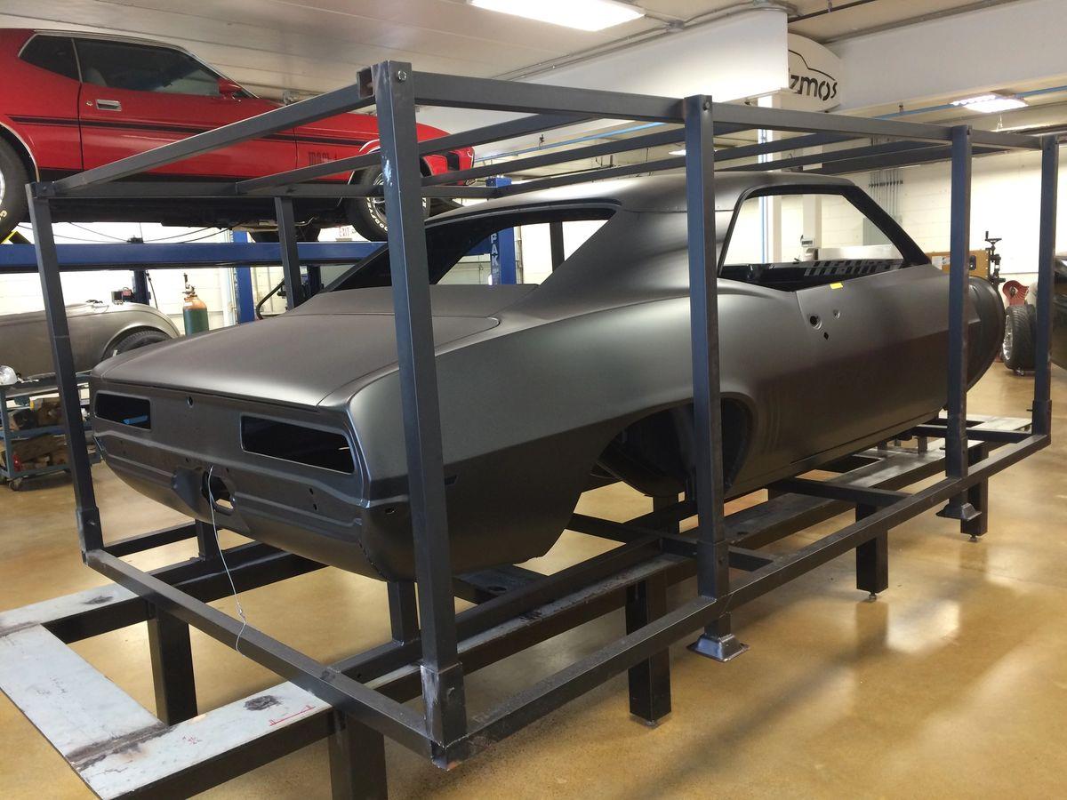 Camaro Build