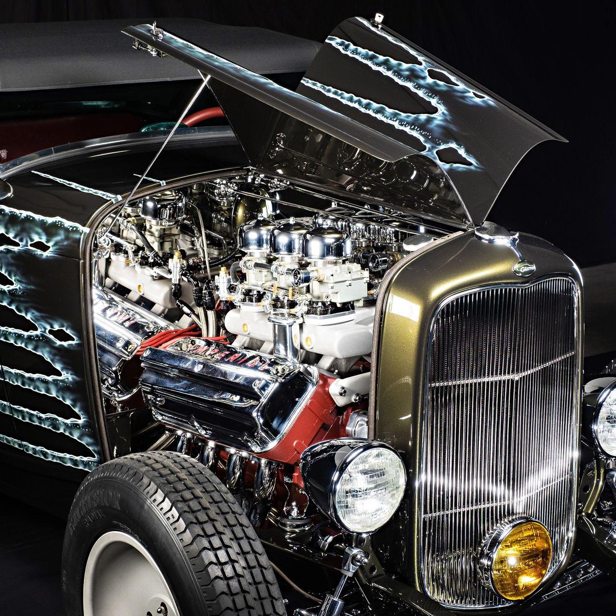HEMI 32 Ford