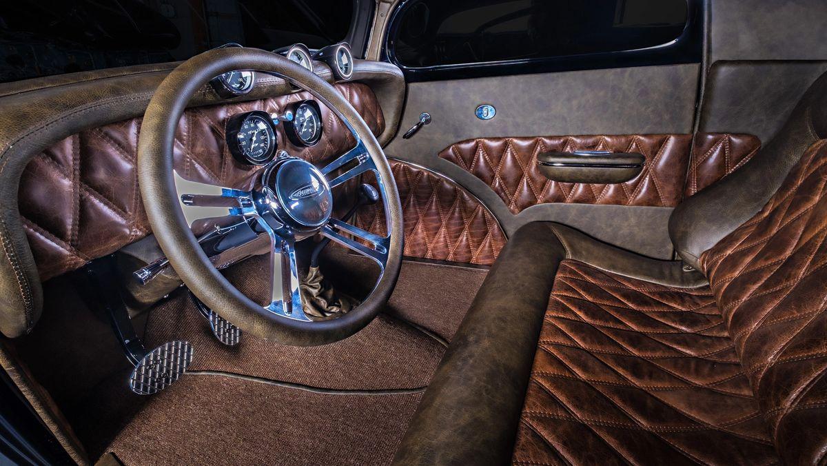 Interior Hot Rod