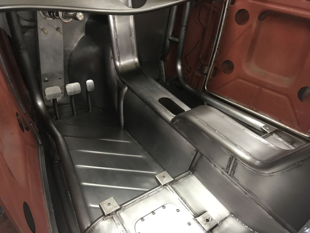Custom 32 Ford Roadster