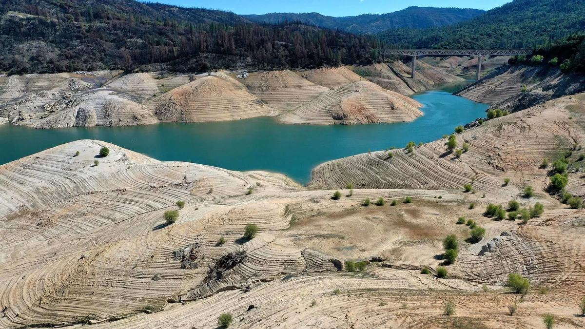 California's Drought Could Worsen Climate Change