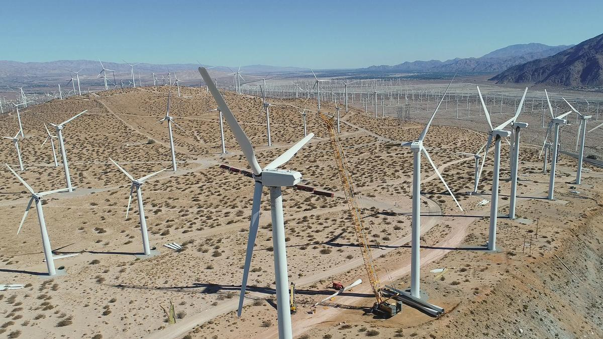 The US Wind Industry is Booming