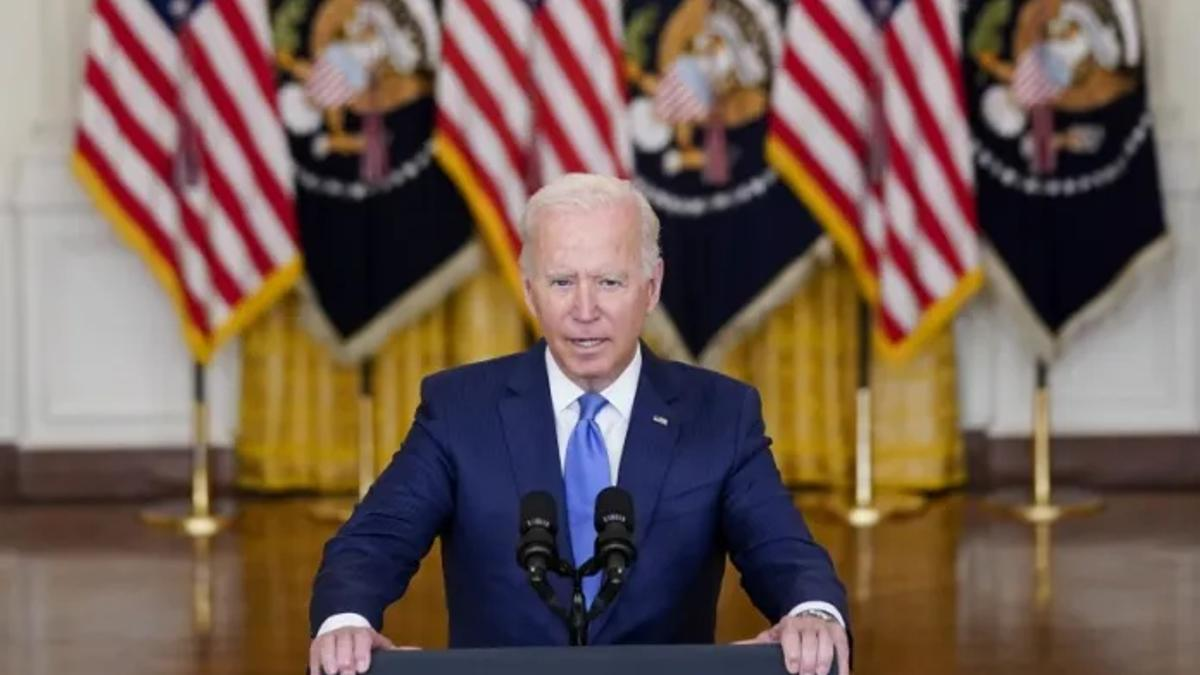Biden addresses extreme heat