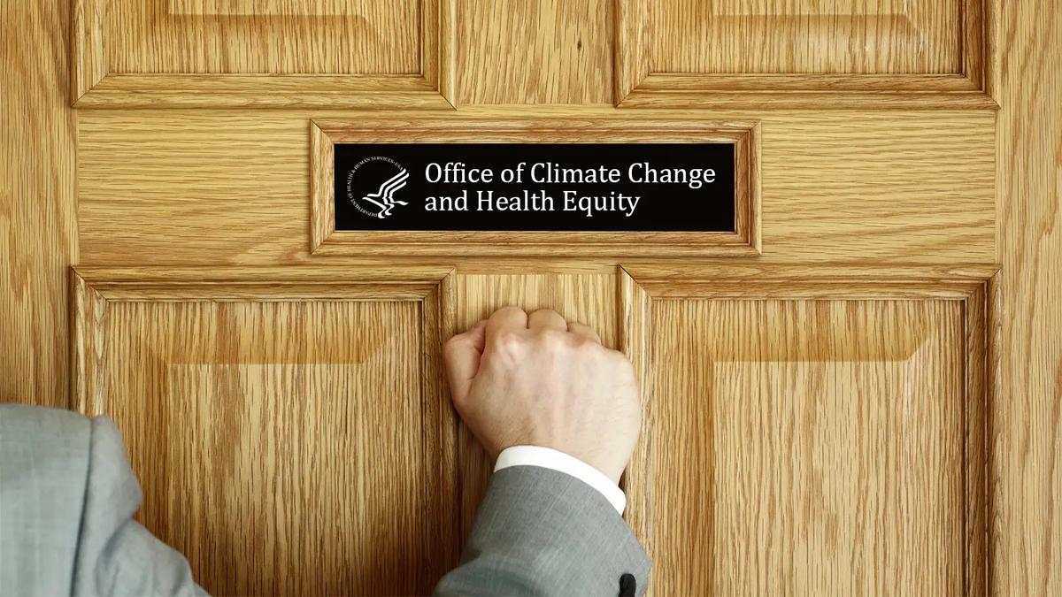 Office of Climate Change and Health Equity