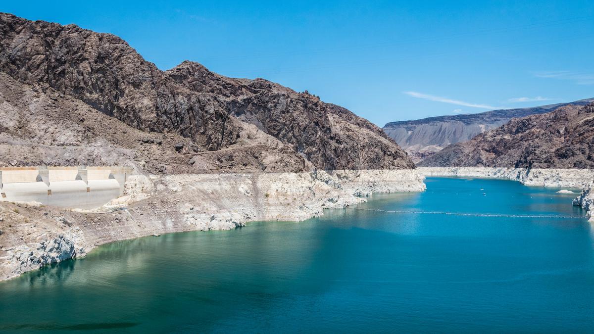 Megadrought Lake Mead
