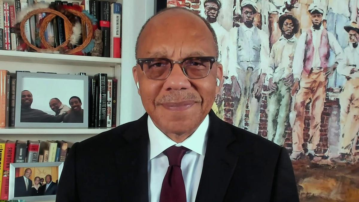 Climate Scientists Eugene Robinson