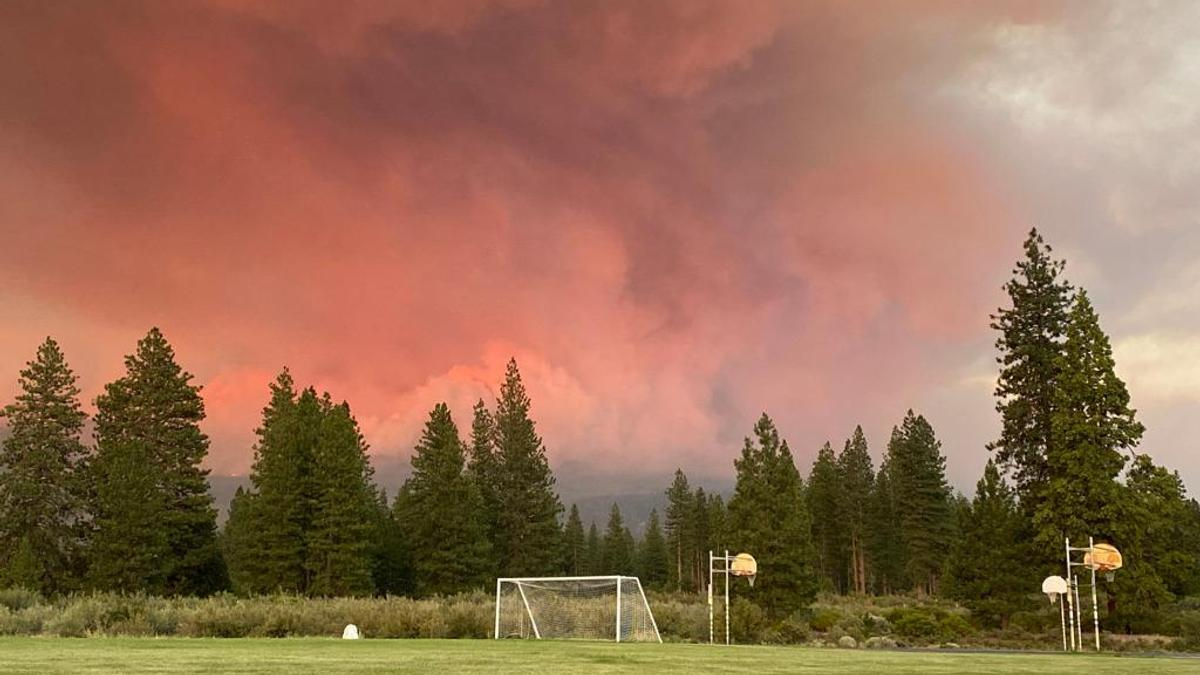 California's Caldor Fire