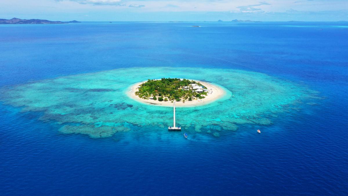 Rising sea levels threaten island nations