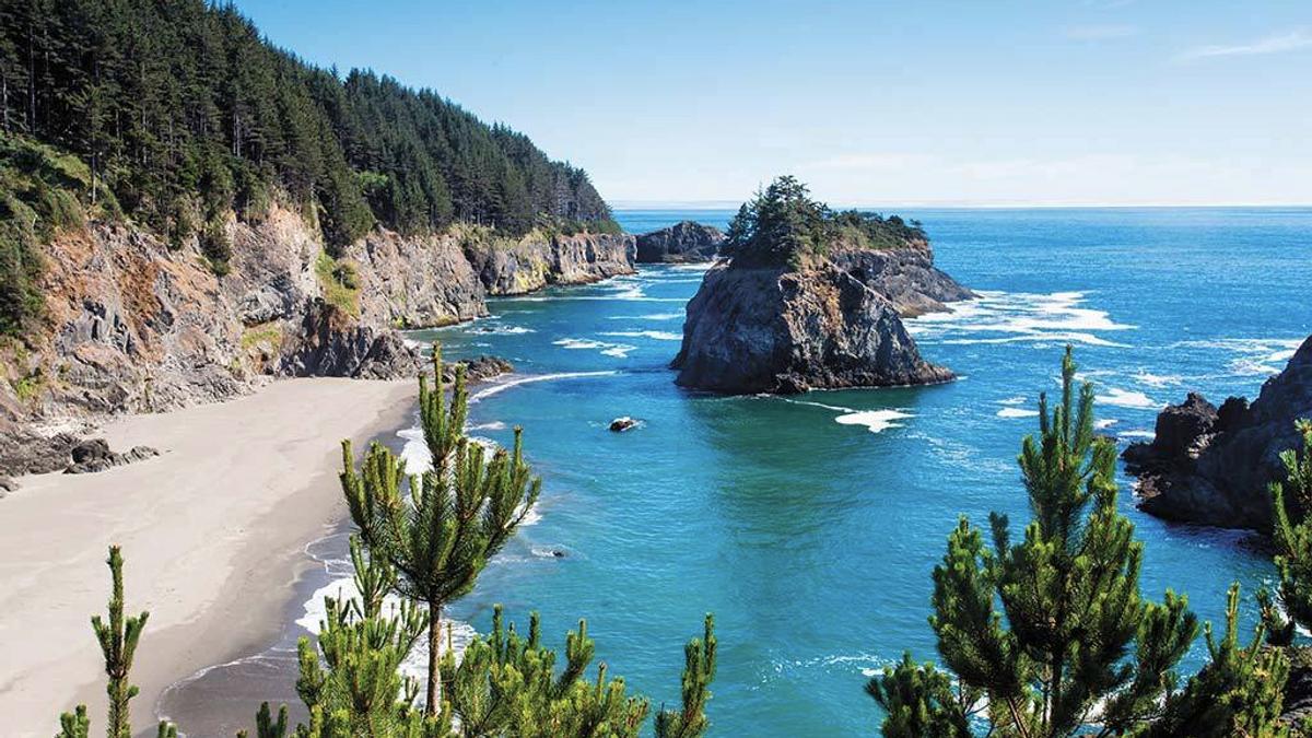 Dead zone off Oregon's coast