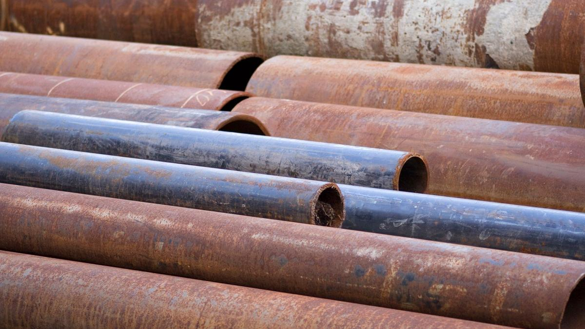 Infrastructure agreement calls for lead pipe replacement