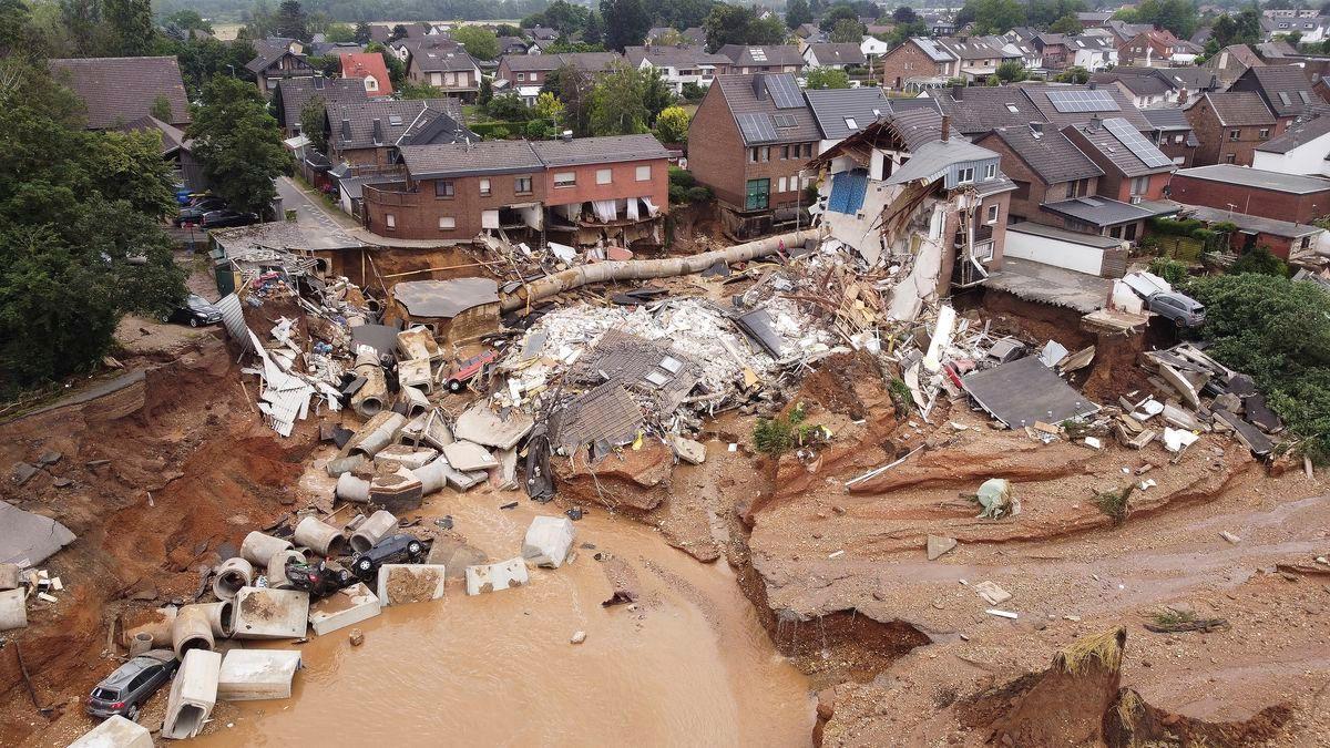 Catastrophic Western Europe Floods