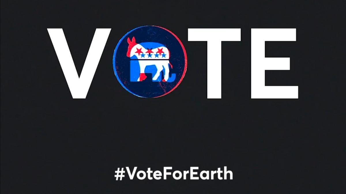 Vote John Kerry John Kasich Vote For Earth