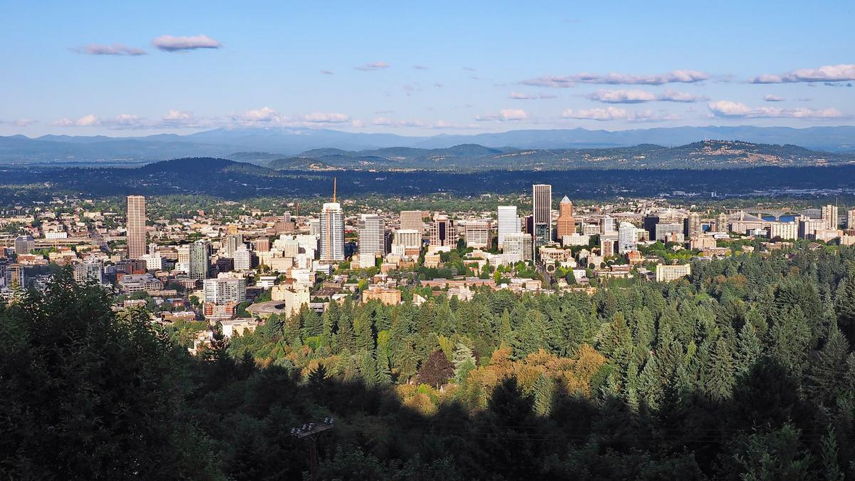 Another Heatwave Hits the Pacific Northwest Portland
