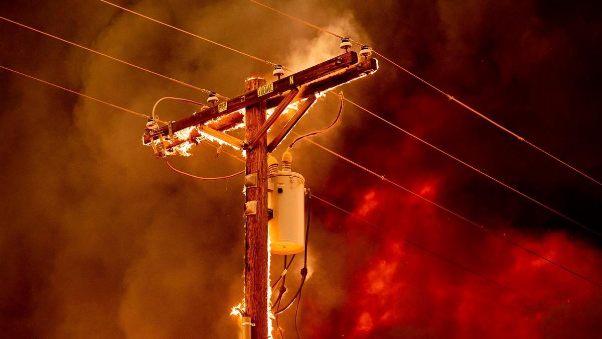 Wildfires Infrastructure