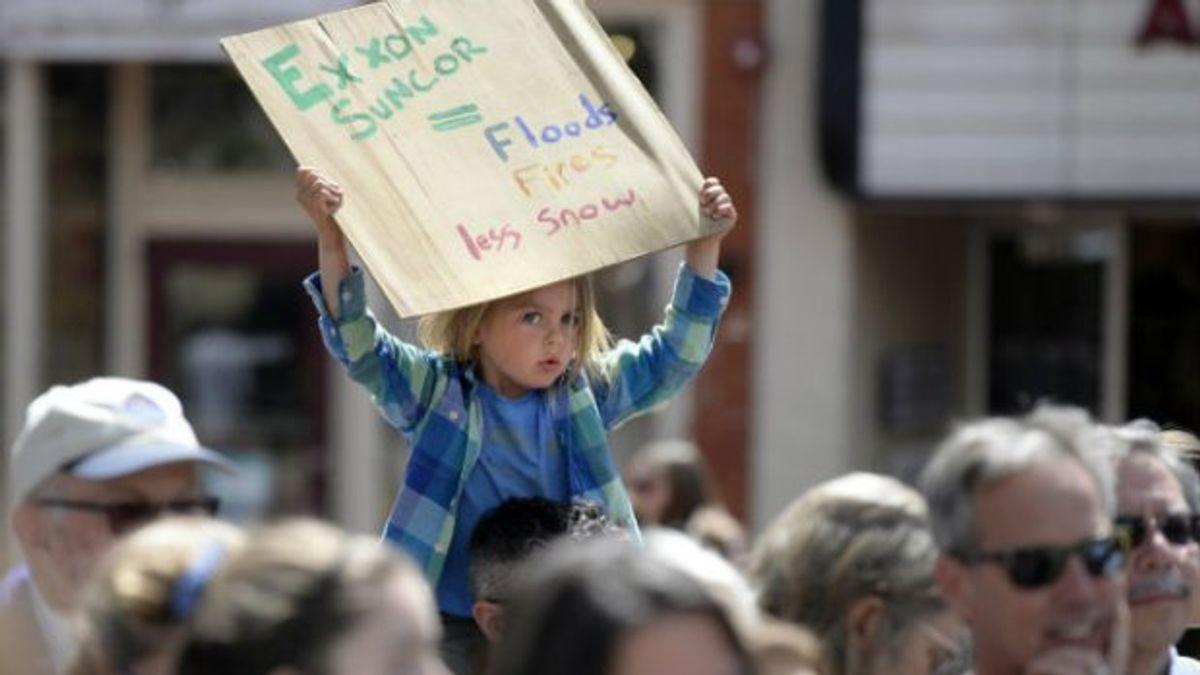 Boulder Brings Exxon to Court
