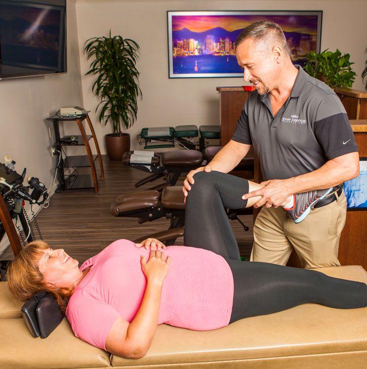 Chiropractor San Diego | Inner Balance Institute | Best Chiropractor