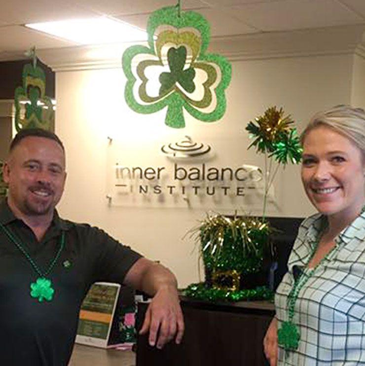 Donation Efforts on St. Patrick's Day | Inner Balance Institute