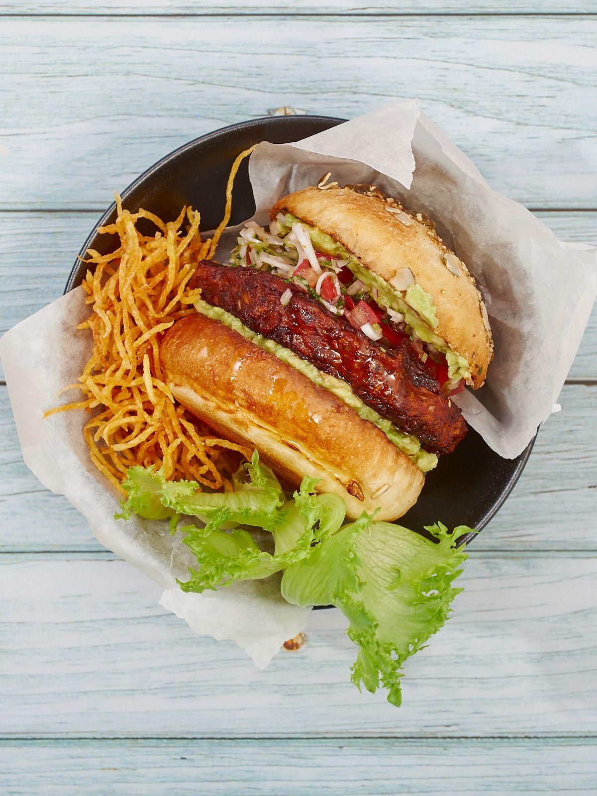 Lag den beste hamburgeren hjemme!