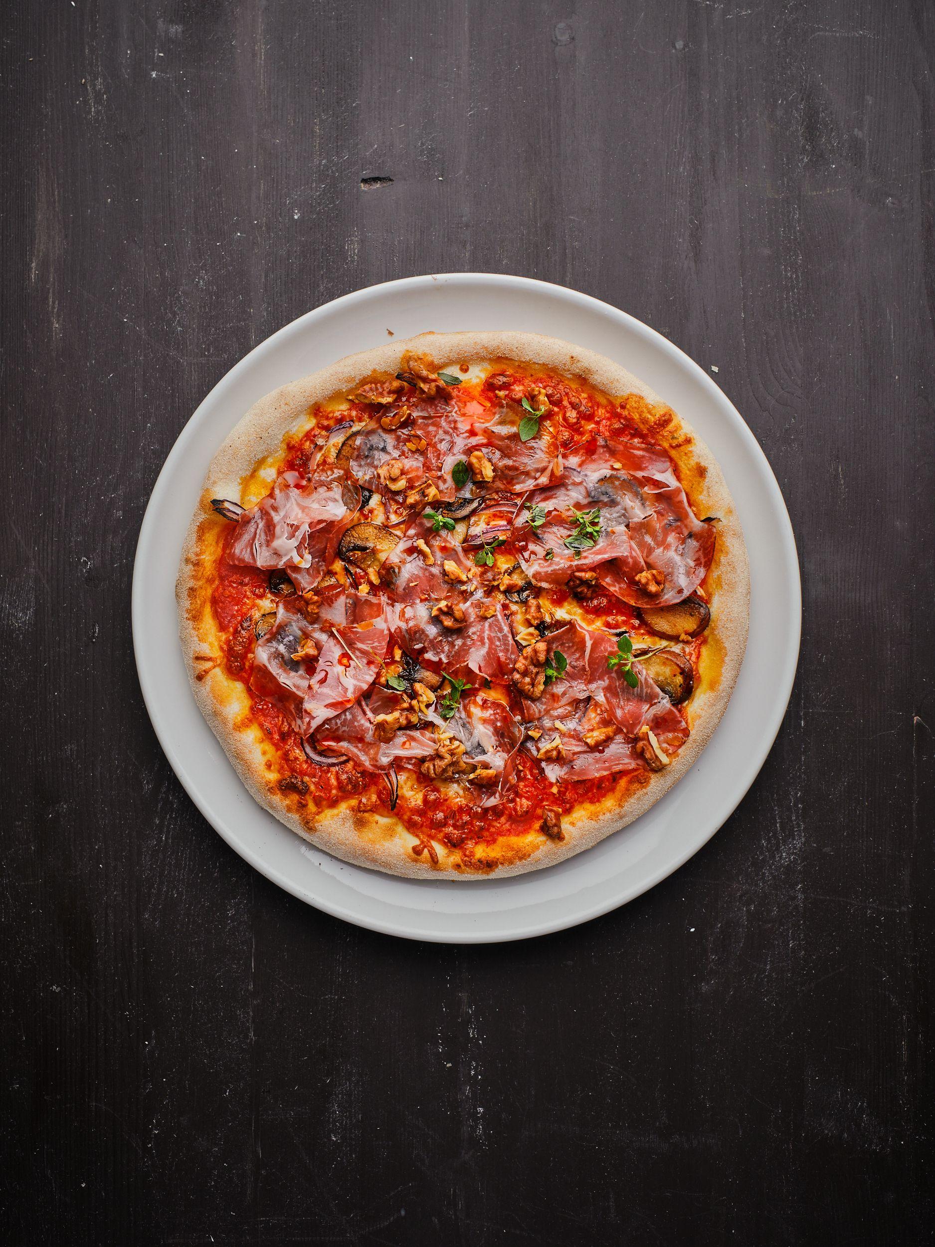 Pizzadeig fra A til Å