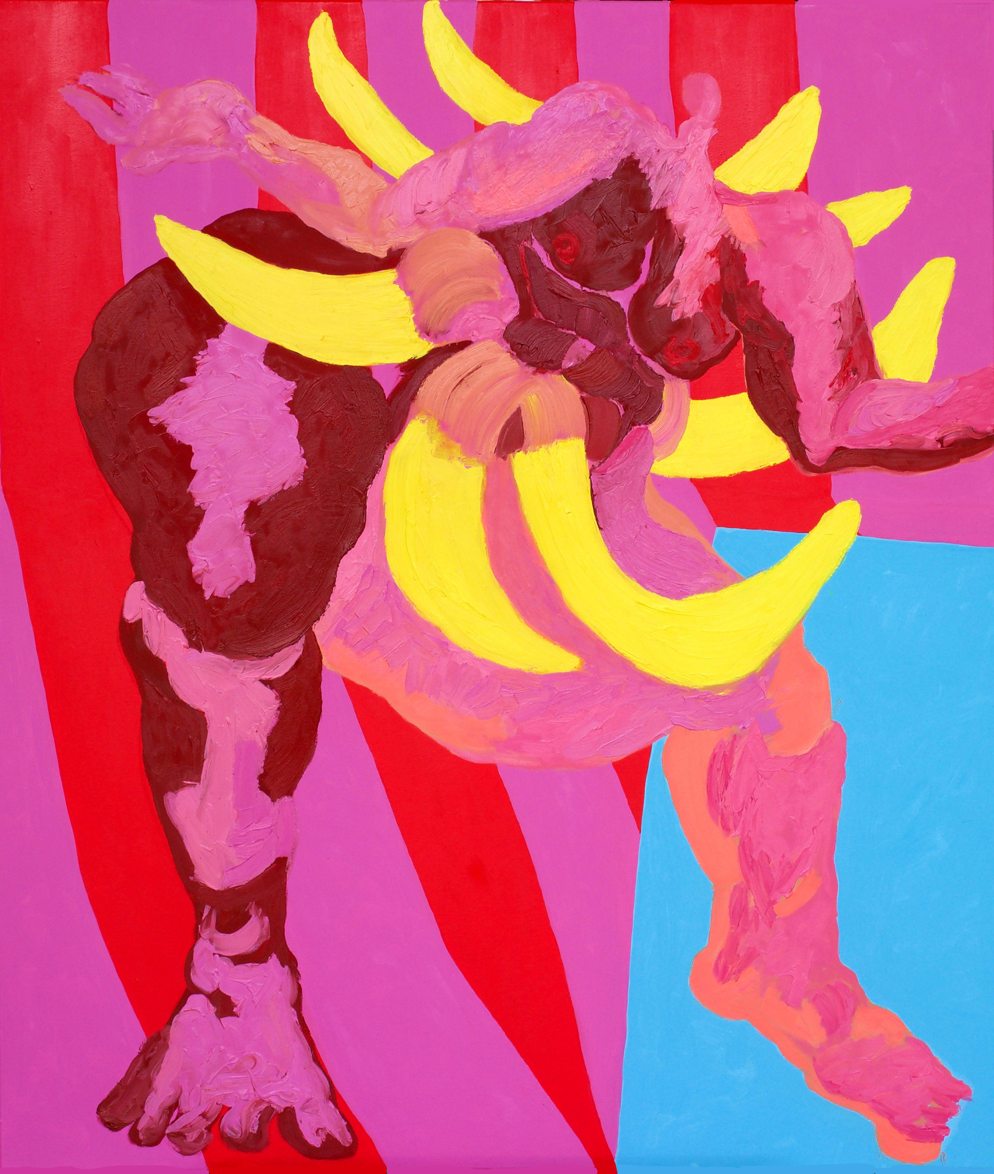 artwork Jazz by Anna Huxel