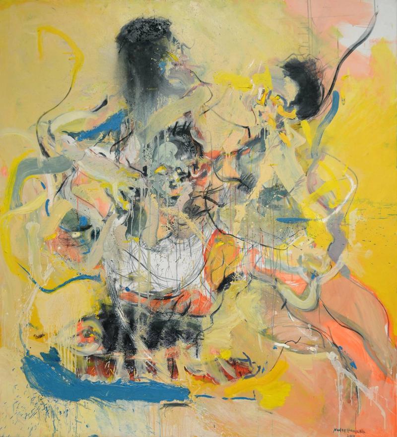 Künstler Nader Hamzeh