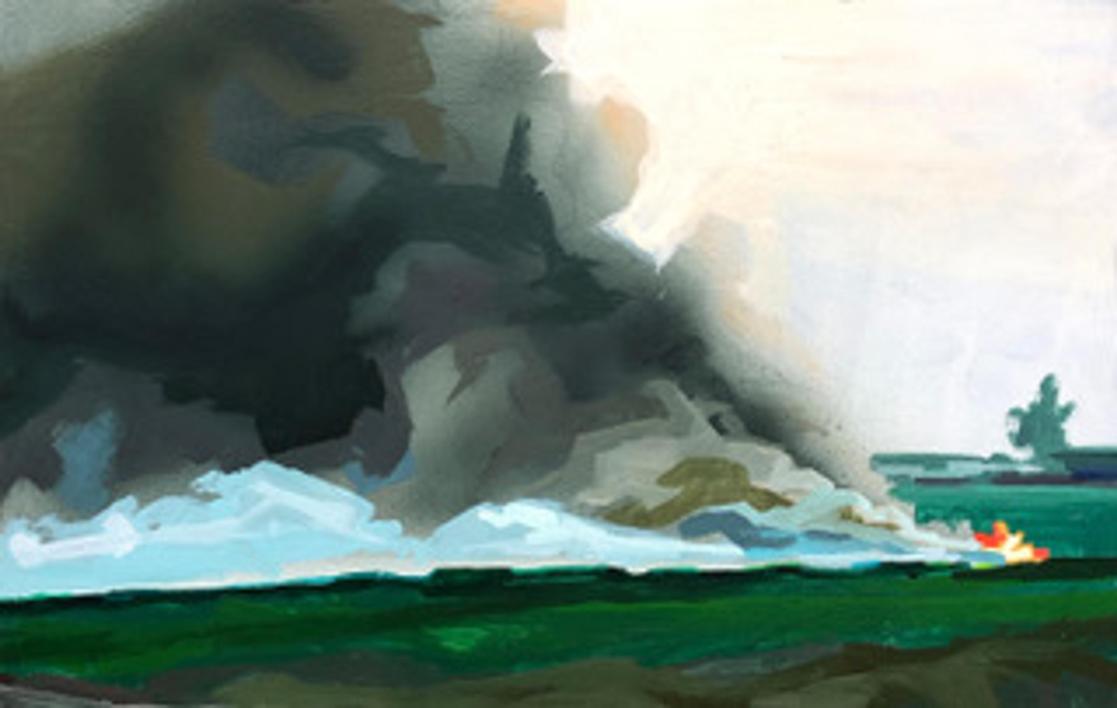 artwork Smoke by Stephan Hohenthanner