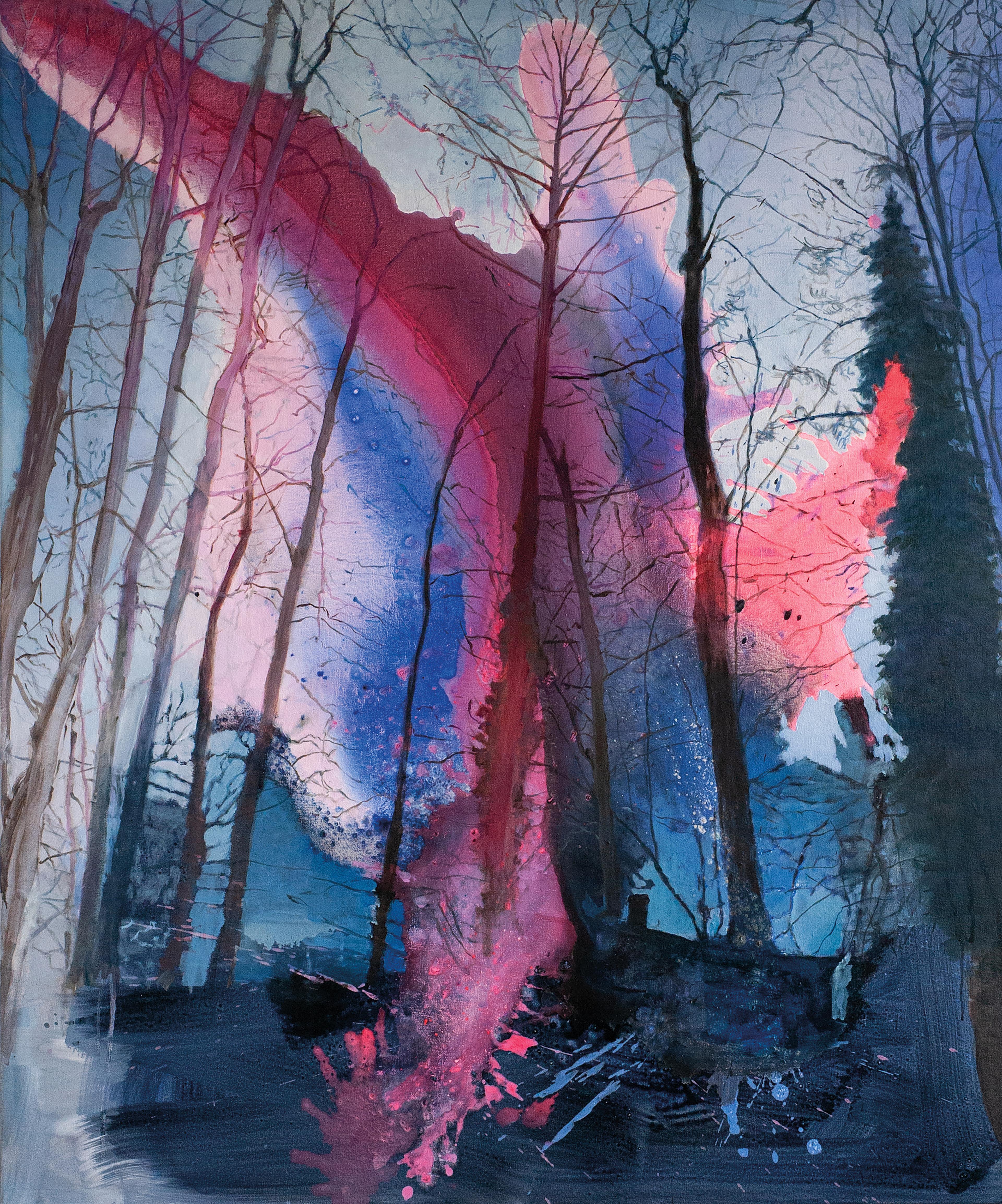 artwork Blitz by Birgit Klerch
