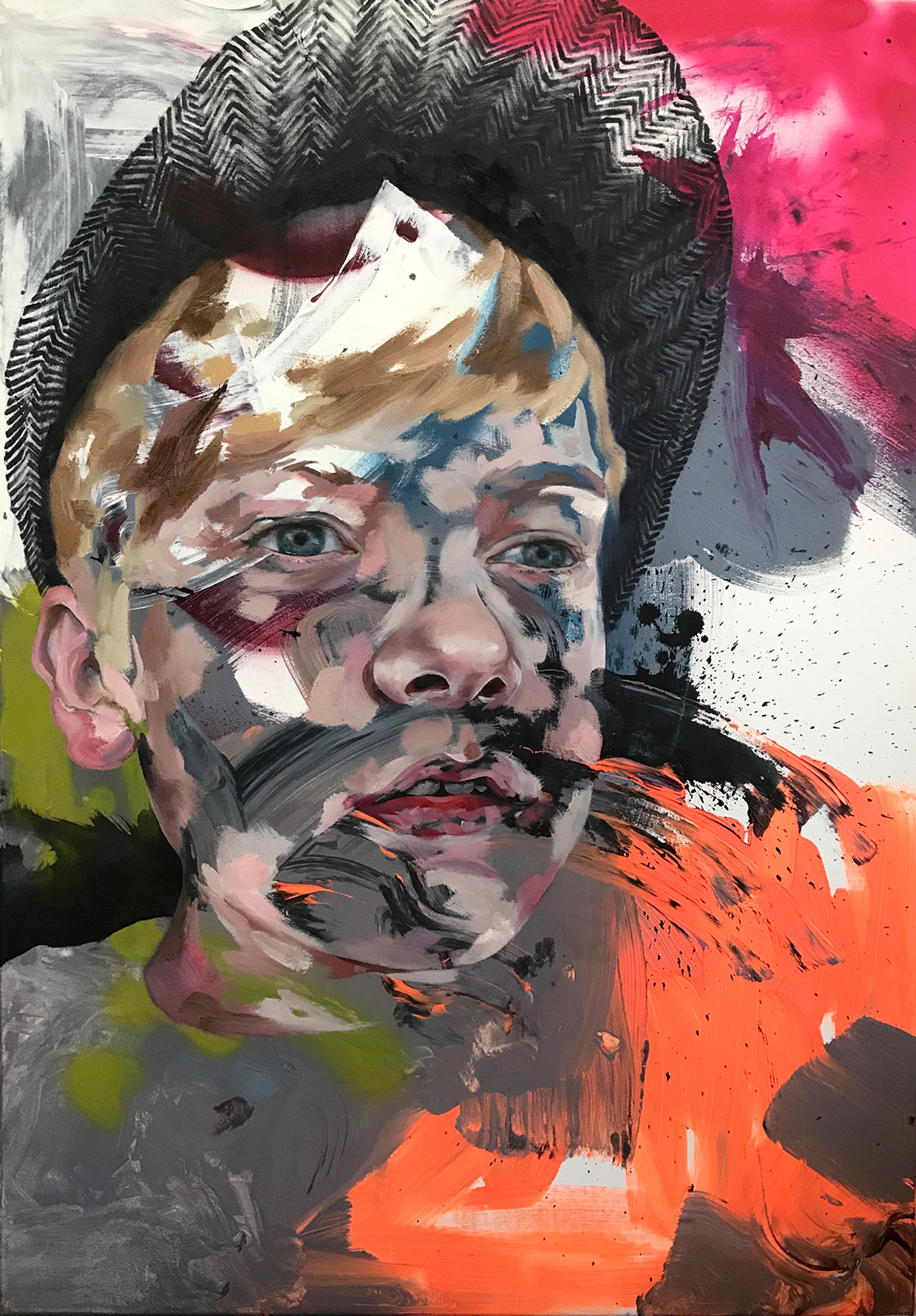 artwork Noah  by Claudia Mächler