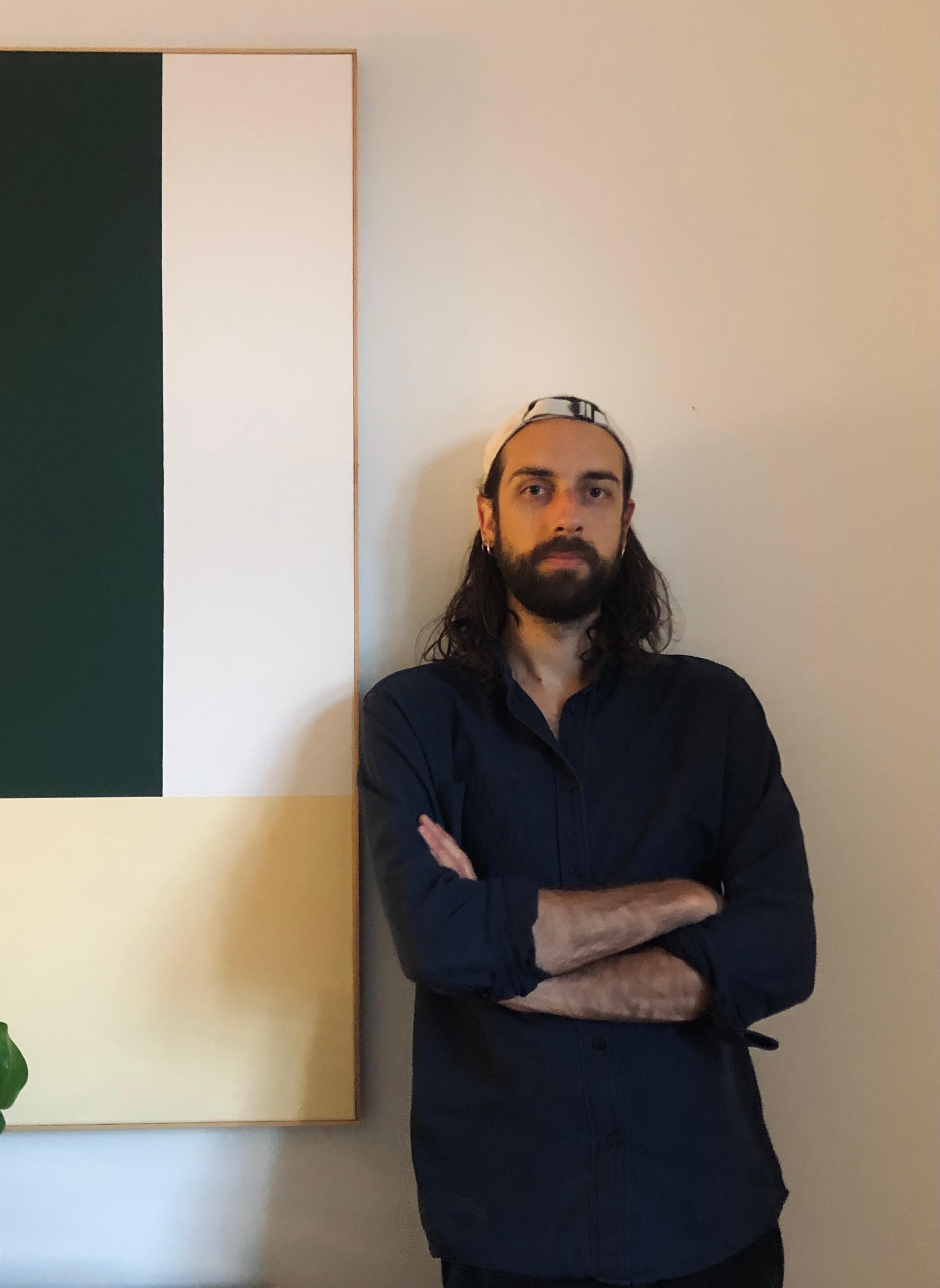 Portraitfoto von Nis Knudsen