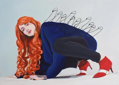 Artwork SONIC by Joana Lucas