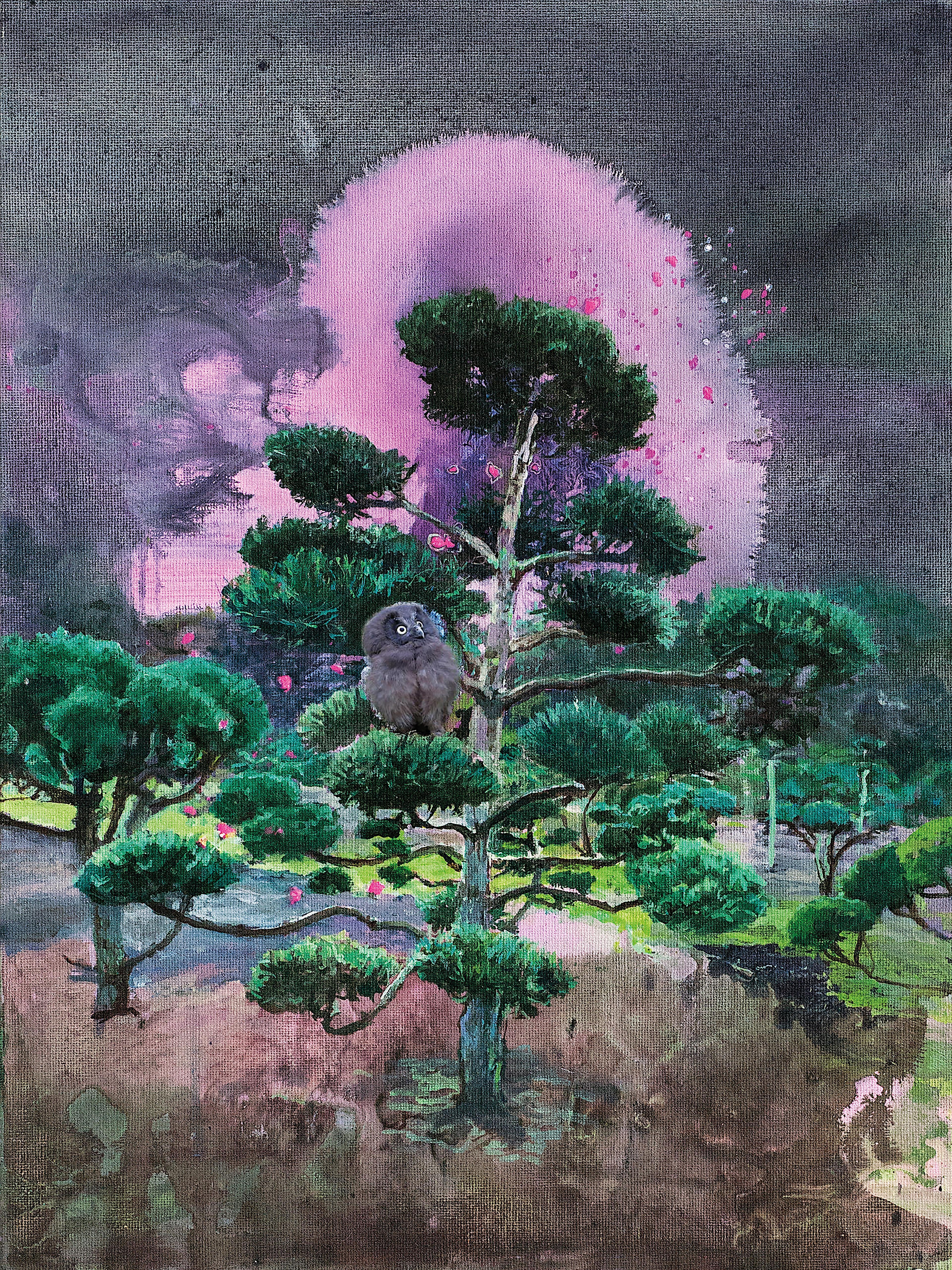 artwork Land(wirt)schaft by Birgit Klerch