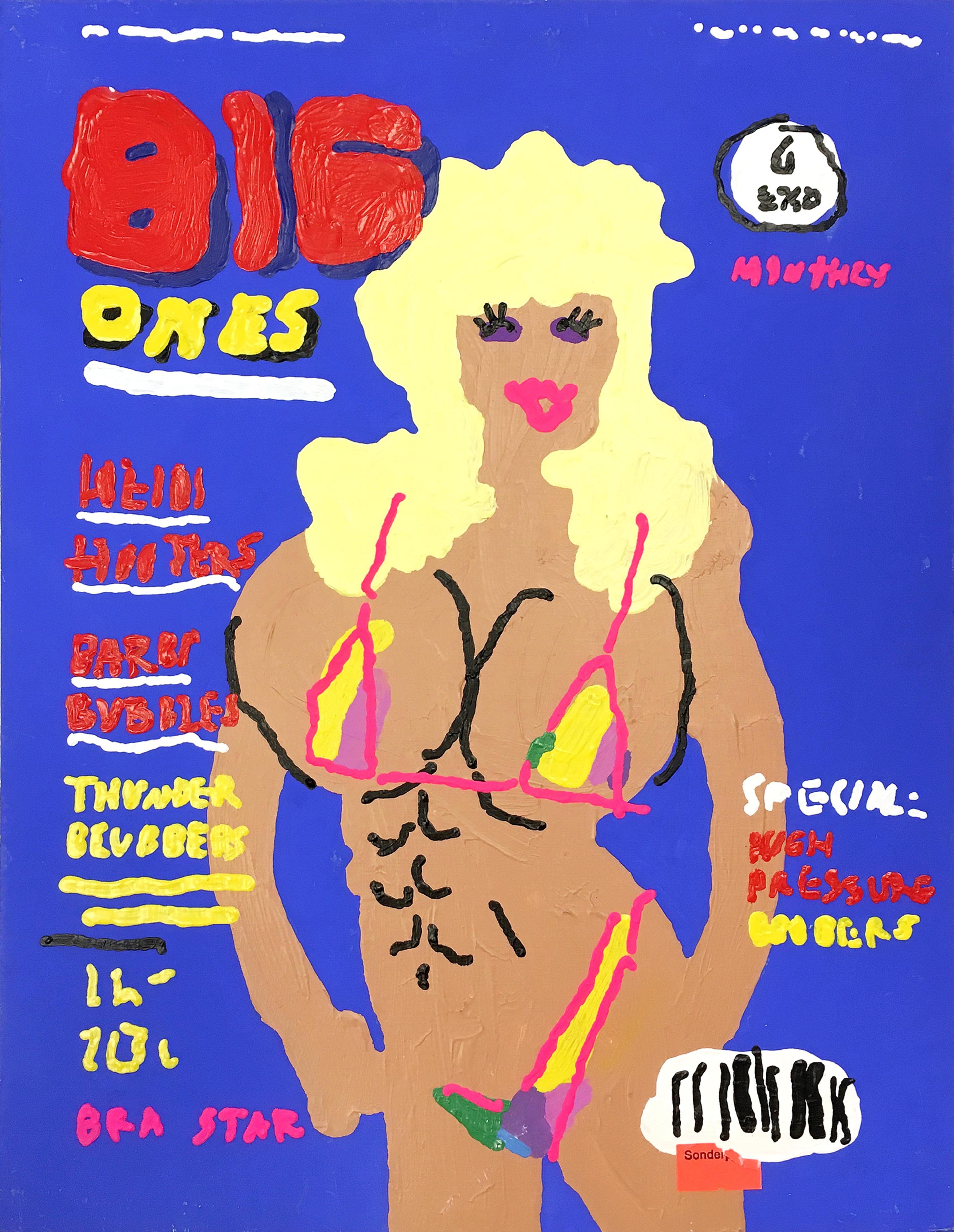 artwork Jazz Mag Big One 1 by Animationseries2000