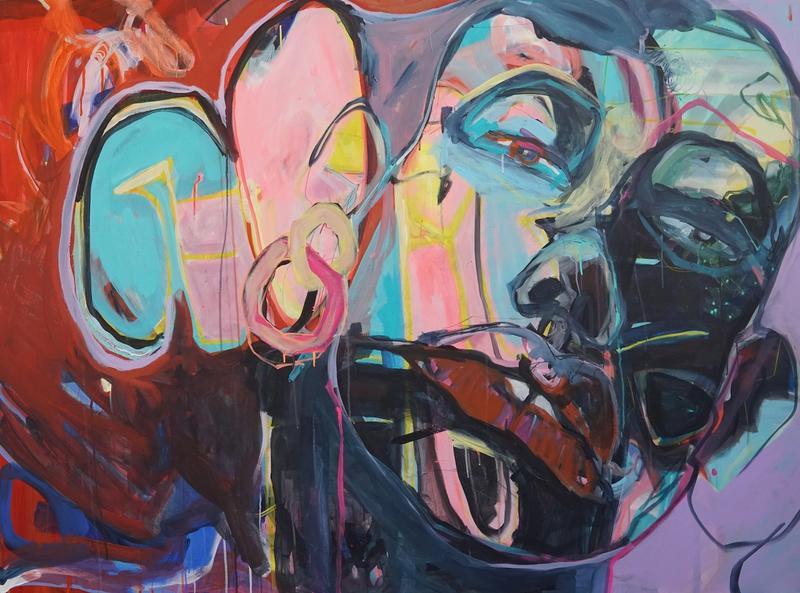 Artwork je ne rigole pas by Joséphine Sagna