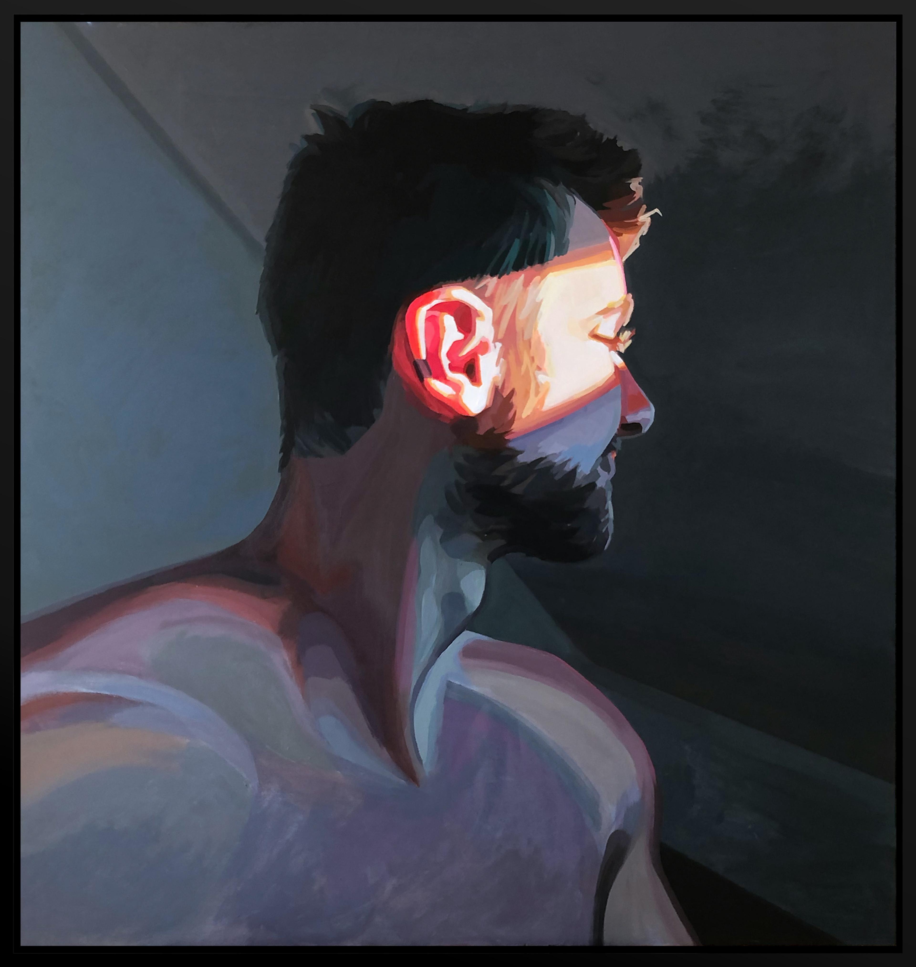 artwork Ear by Stephan Hohenthanner