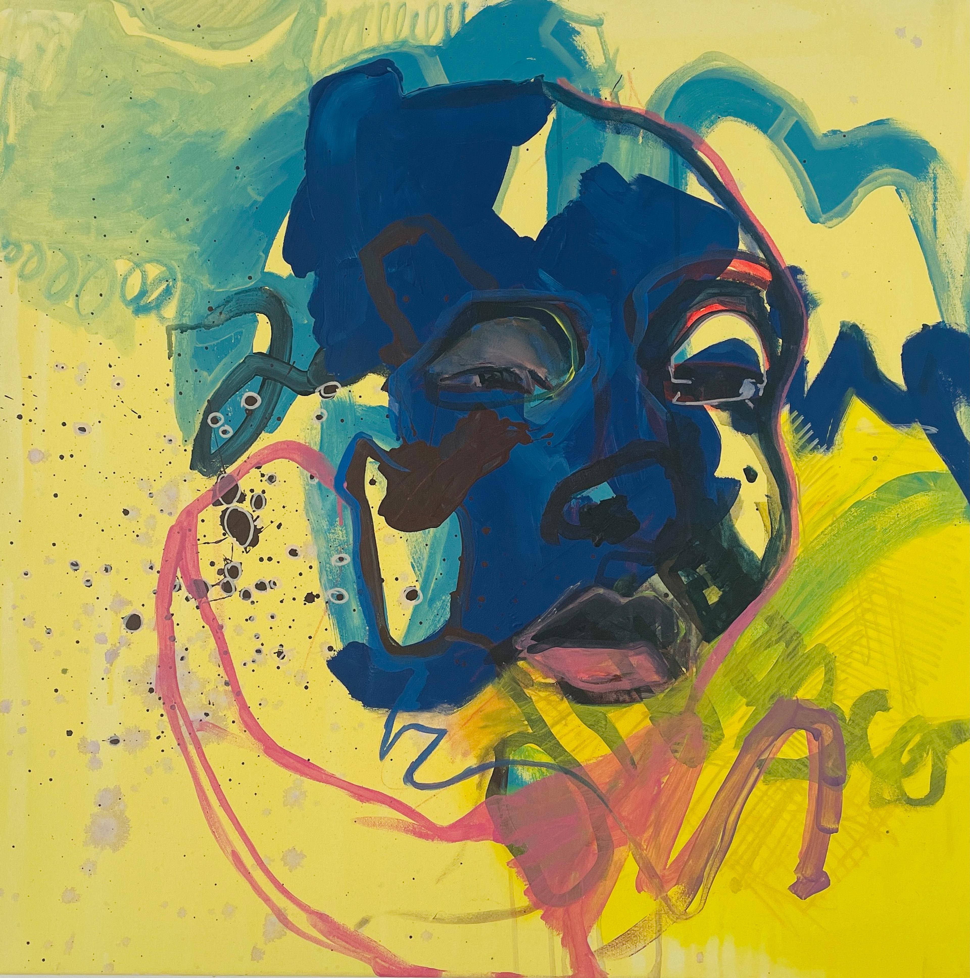 artwork Hear me out by Joséphine Sagna