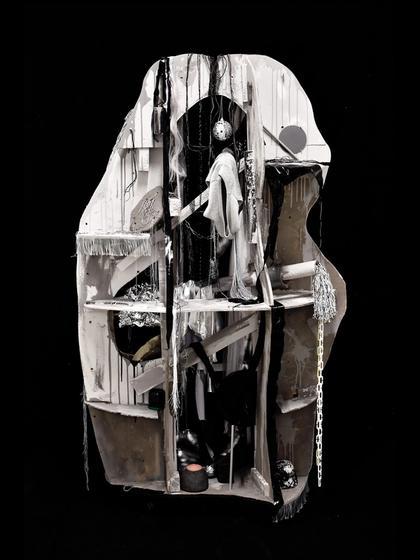 Artwork Ephemera I (#14) by Katja Windau