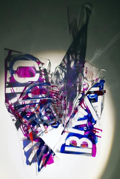 Artwork com.plex #01 by Gabriele Walter