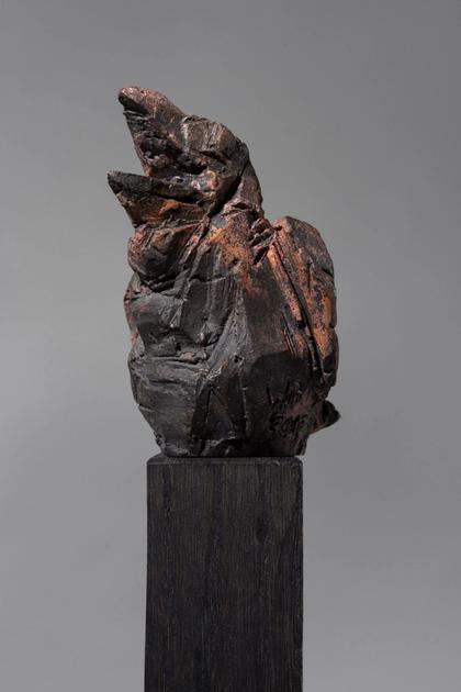 Artwork Kleiner Rabe by Winfried Becker
