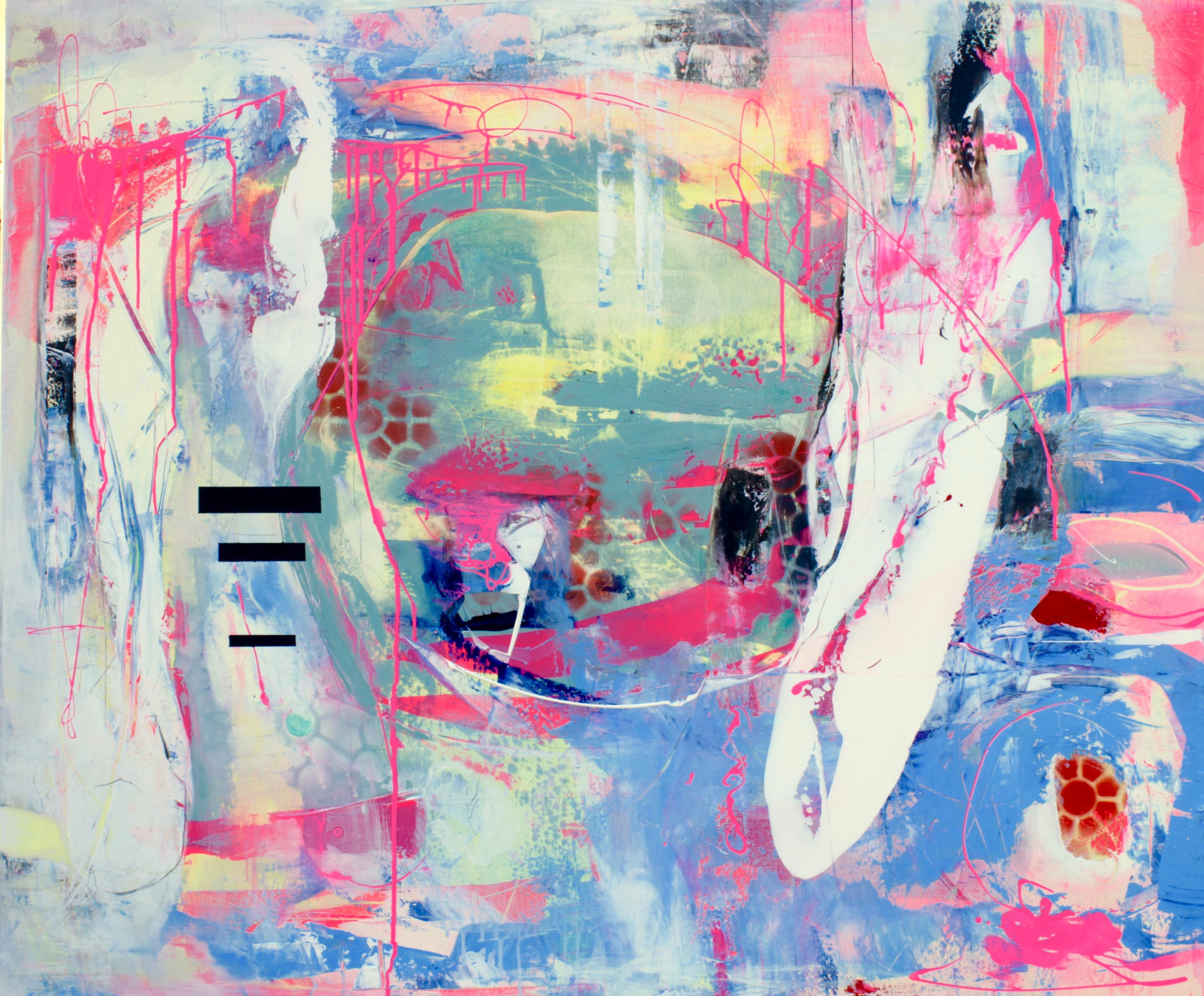 artwork BERLIN SYNERGIES V by Deniz Hasenöhrl