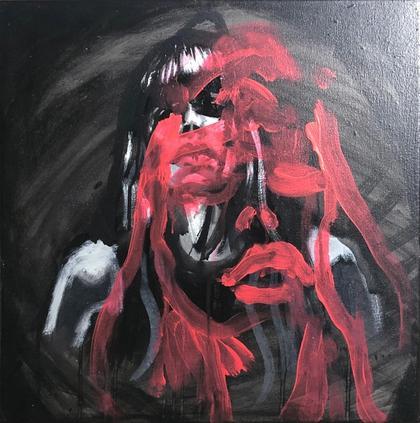 Artwork black series 04 by Matthias Edlinger