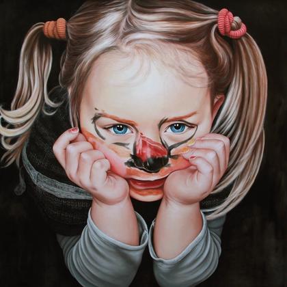 Artwork NADIA by Coco Bergholm