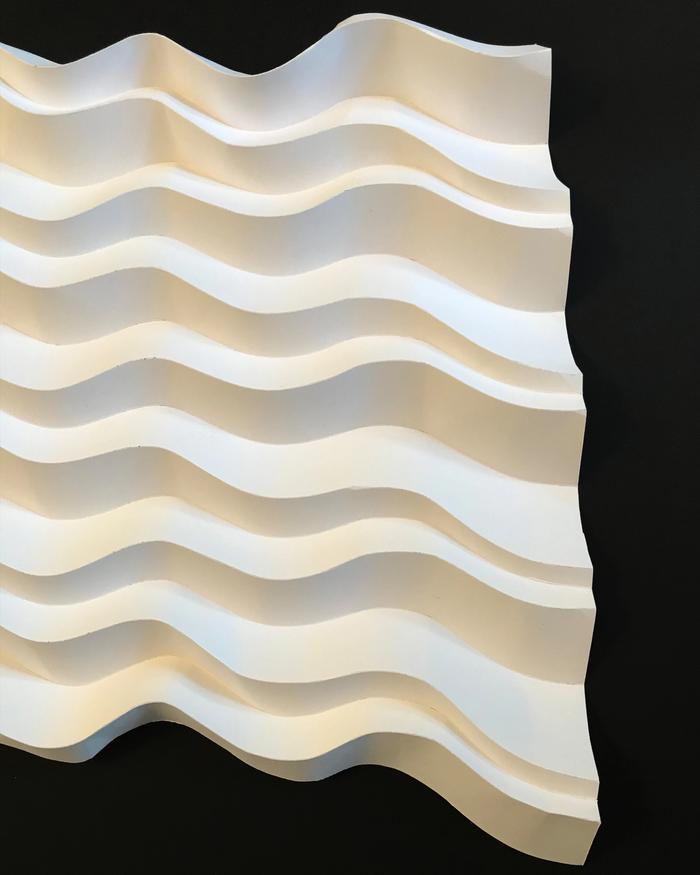 white wave kaleida creations detail